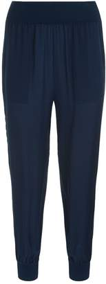 Theory Relaxed Silk Trousers