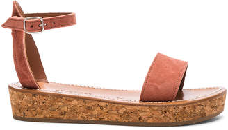 K. Jacques Suede Thalloire Sandals