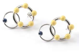 Marni Earings With Spheres