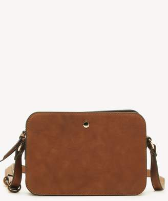 Sole Society Torie Crossbody Faux Leather Crossbody