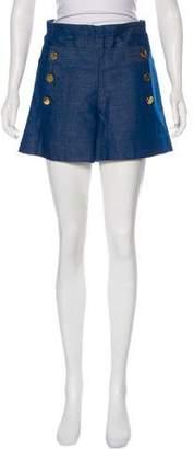 Co High-Rise Short Shorts