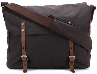 Ally Capellino buckled messenger bag