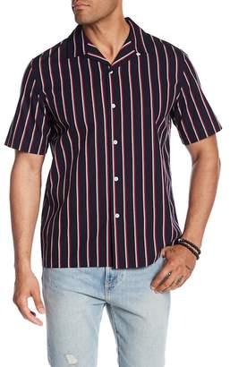 Rag & Bone Cooper Short Sleeve Regular Fit Shirt