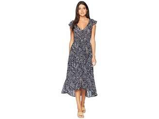 Lucky Brand Felice Floral Dress