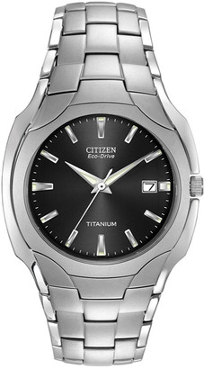 Citizen Bulova Men's Stainless Steel Watch