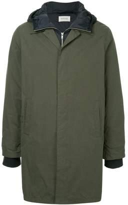 Wood Wood hybrid zipped coat