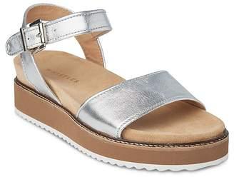 Whistles Women's Kelsey Easy Leather Platform Sandals