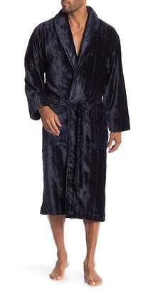Daniel Buchler Tone On Tone Chevron Robe
