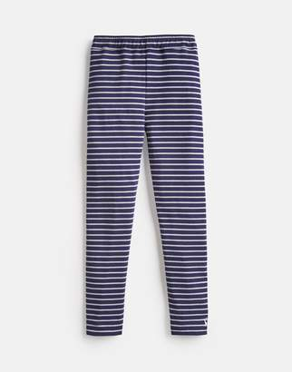 Joules Glitzy Lurex Stripe Legging 1-12 Years