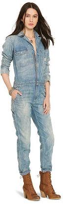 Ralph Lauren Denim & Supply D&S Classon Coverall $298 thestylecure.com