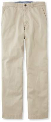 L.L. Bean L.L.Bean Lakewashed Khakis, Natural Fit