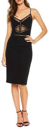 Bardot Jaybe Lace Sheath Dress