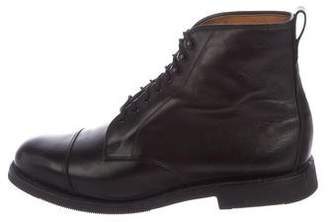 Allen Edmonds Compton Leather Ankle Boots