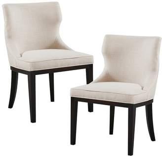 Madison Park Signature Hutton Dining Chair 2-piece Set