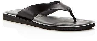 Bloomingdale's The Men's Store at Leather Thong Sandals - 100% Exclusive