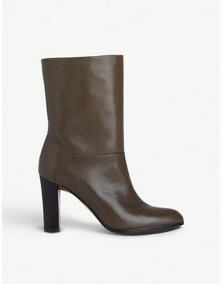 LK Bennett Rory leather ankle boots