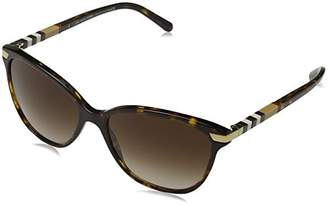 Burberry Women's 0BE4216 300213 57 Sunglasses