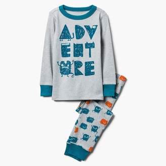Gymboree Adventure 2-Piece Pajamas