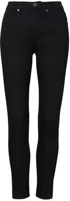 Banana Republic High-Rise Skinny Zero Gravity Dark Wash Ankle Jean