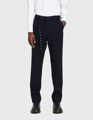 Sacai Herringbone Pants