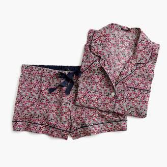 J.Crew Pajama set in Liberty® floral