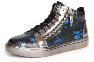 Jump J75 Men's Zack High-Top Fashion Sneaker 8 D US
