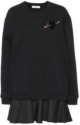 Valentino Embellished sweatshirt