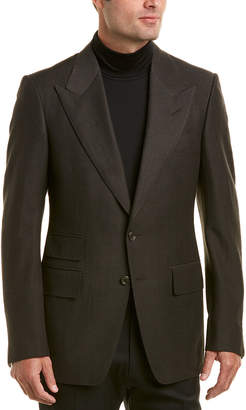 Tom Ford Wool & Mohair -Blend Blazer