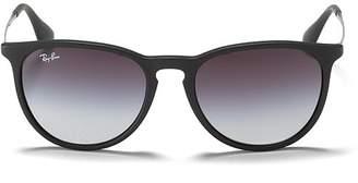 Ray-Ban Unisex Round Keyhole Sunglasses, 54mm