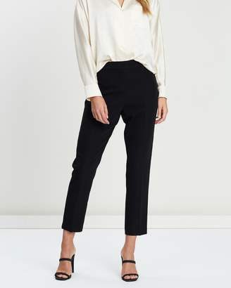 Wallis High Twist Tapered Trousers