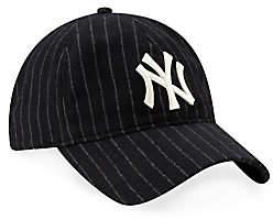 New Era Men's 9Twenty Retro NY Pinstripe Cap