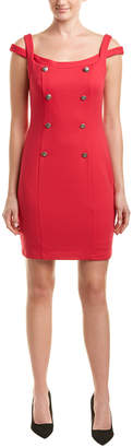 Bailey 44 Bailey44 Commissar Sheath Dress