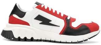 Neil Barrett Retro runner sneakers