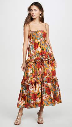 Nicholas Smocked Prairie Skirt / Dress