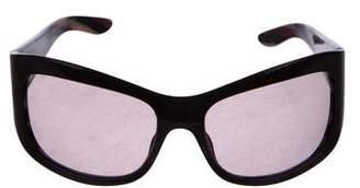 Missoni Wrap Tinted Sunglasses