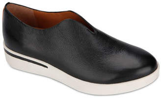 Gentle Souls Hanna Leather Slip-On Sneakers