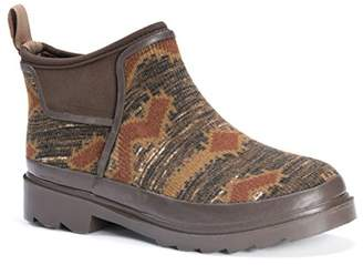 Muk Luks Women's Libby Rainboots Rain Shoe 7 Medium US