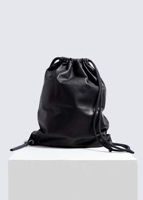 Rick Owens Drawstring Backpack