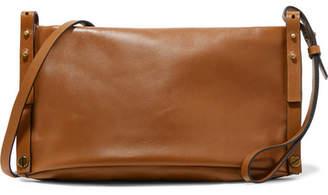Isabel Marant Drissa Leather Shoulder Bag - Tan