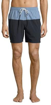 Theory Men's Simulate New Cosmos Swim Trunks