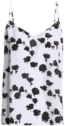 Equipment Layla Floral-Print Silk Crepe De Chine Camisole