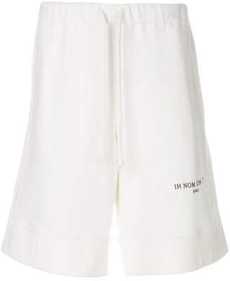 Ih Nom Uh Nit Baggy track shorts