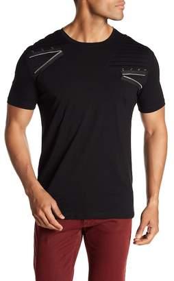 Tailored Recreation Premium Zip up Zip Down T-Shirt