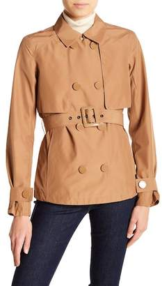 Hunter Double Breasted Trench Coat