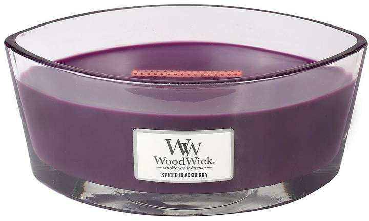 WoodWick Hearthwick Candle – Spiced Blackberry
