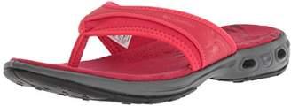 Columbia Women's KAMBI Vent Sandal Candy Apple