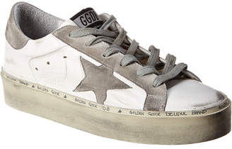 Golden Goose Hi Star Leather Sneaker