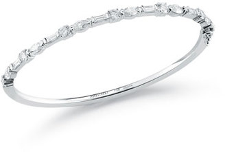 Ivanka Trump Mixed Cut Diamond Bangle Bracelet $13,900 thestylecure.com