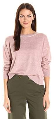 Theory Women's Criselle M. Fine Linen Sweater