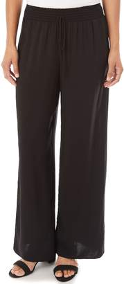 Apt. 9 Women's Wide-Leg Challis Pants